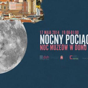 Cartaz da Noite dos Museus