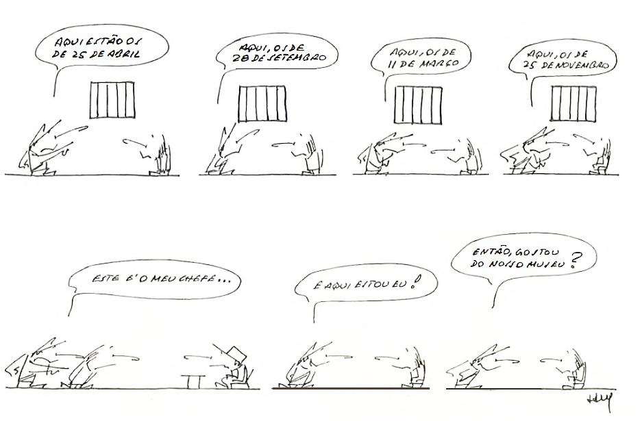 Sam, O Guarda Ricardo/Strażnik Ricardo, Jornal Novo, nr 194, 1975